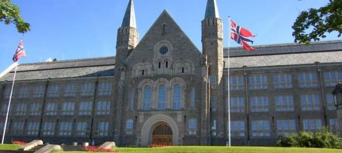 Кандидат-студентската кампания в Норвегия